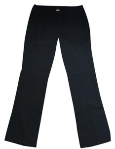 Pink Tartan Trouser Pants Black