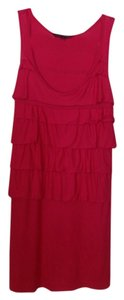 Banana Republic short dress Dark/Hot Pink on Tradesy
