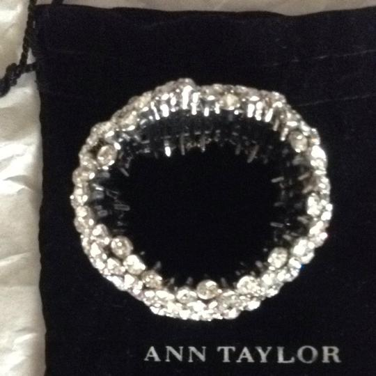 Ann Taylor Ann Taylor Swarovski Stretch Bangle