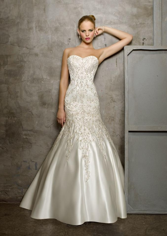 Mori lee 2512 by morilee wedding dress on sale 81 off for Paying for a wedding dress