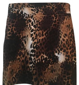 Grace Skirt leopard