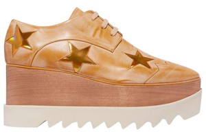 Stella McCartney Yellow Platforms