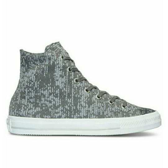 Converse Grey and White Athletic Image 1