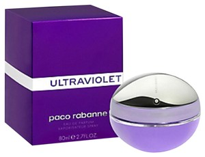 paco rabanne ULTRAVIOLET WOMAN BY PACO RABANNE-EDP-MADE IN SPAIN