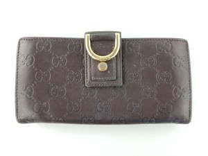 Gucci D-Ring Bifold Long