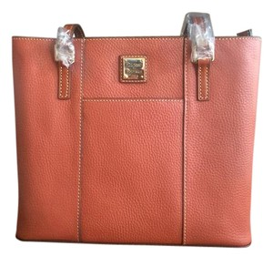 Dooney & Bourke Tote in Burnt Orange