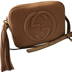 17a68fdb495 Pink Gucci Cross Body Bags - Up to 90% off at Tradesy