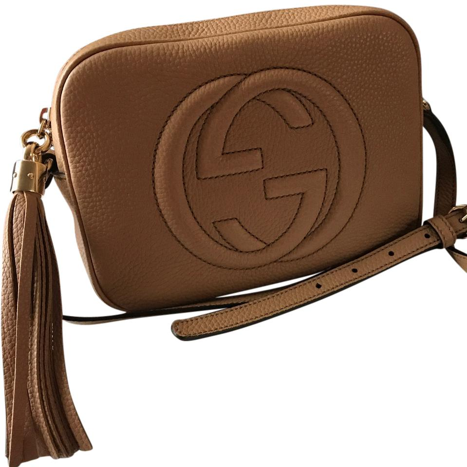 70da774d7cd0 Pink Gucci Cross Body Bags - Up to 90% off at Tradesy