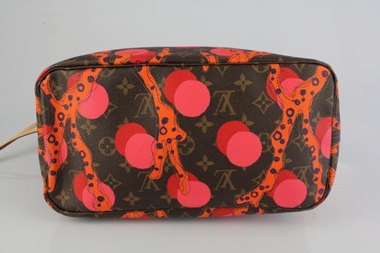 Louis Vuitton Lv Multicolor Tote in Monogram Ramages