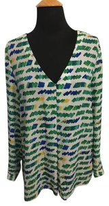 Vince Camuto Top Multi colored