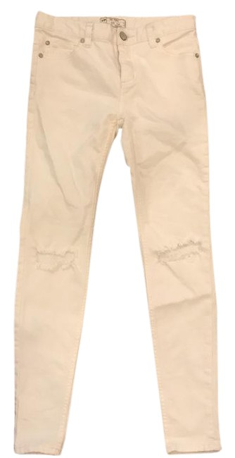 Preload https://item1.tradesy.com/images/free-people-white-61855-16515125-skinny-jeans-size-26-2-xs-21908245-0-1.jpg?width=400&height=650