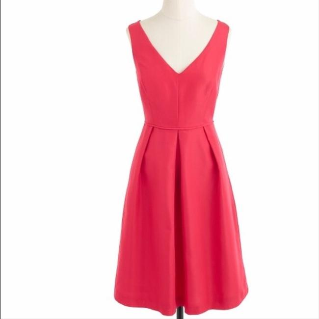 Item - Coral Sunset Cotton/Viscose Kami Traditional Bridesmaid/Mob Dress Size 2 (XS)