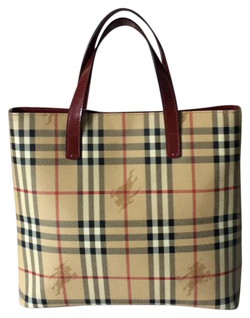 Item - Tote Cherry Red Canvas Hobo Bag