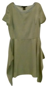 BCBGMAXAZRIA short dress Green on Tradesy