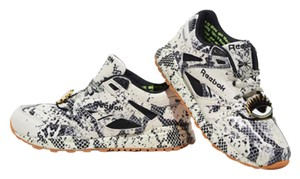 Melody Ehsani x Reebok Limited Edition Snakeskin Athletic