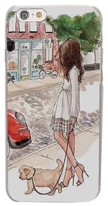 Tory's Timeless Treasures Fashionista w Pet/Hard Case/iPhone Case