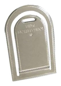 Louis Vuitton Silver Money Clip 221016