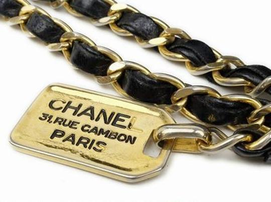Chanel Chain Tote Quilted Tote Shopper Gst Neverfull Shoulder Bag Image 1