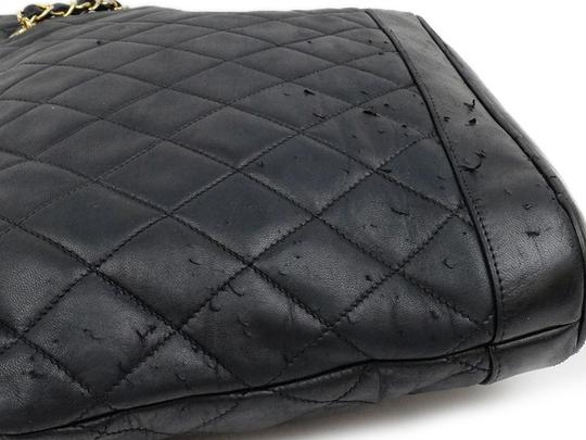 Chanel Chain Tote Quilted Tote Shopper Gst Neverfull Shoulder Bag Image 11