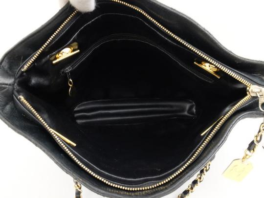 Chanel Chain Tote Quilted Tote Shopper Gst Neverfull Shoulder Bag Image 3