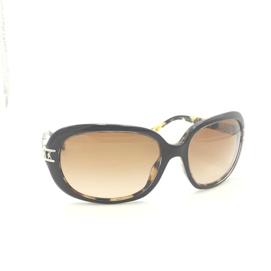 Tiffany & Co. Classic Tortoise Brown With Crystal Details Sunlgasses 4008B 8023/3B Image 1
