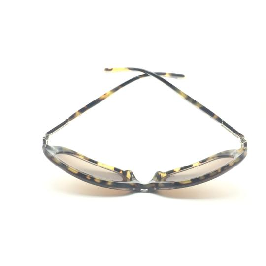 Tiffany & Co. Classic Tortoise Brown With Crystal Details Sunlgasses 4008B 8023/3B Image 5
