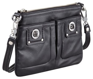 Marc by Marc Jacobs Travel Leather Cross Body Bag