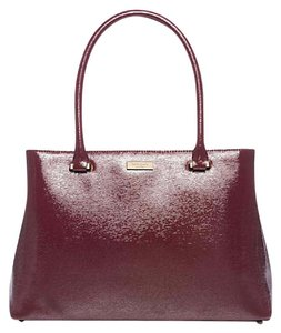 Kate Spade Pattened Leather Bixby Place Shoulder Bag