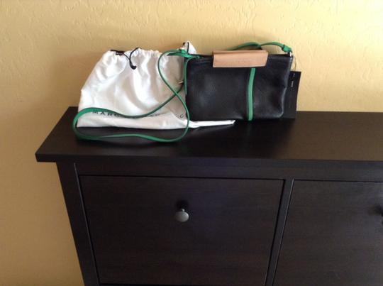 Marc by Marc Jacobs Leather Messenger New With Cross Body Bag