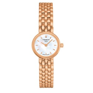 8634f2ba5fa9 Tissot Lovely Mother of Pearl Dial Ladies Watch