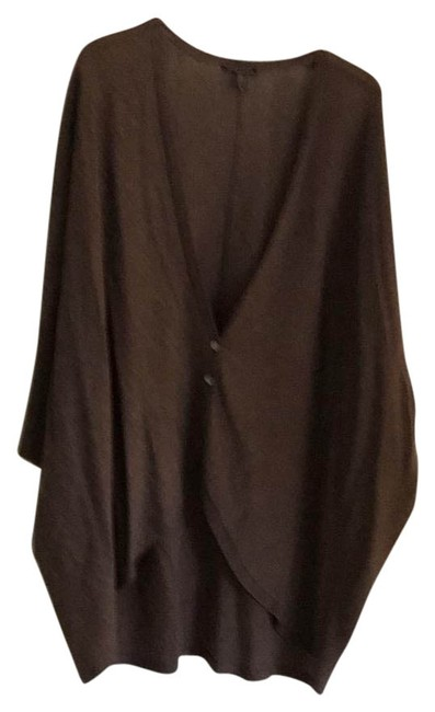 Preload https://img-static.tradesy.com/item/21911940/eileen-fisher-brown-heather-soft-and-cozy-sweater-cardigan-size-26-plus-3x-0-1-650-650.jpg