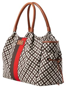 Kate Spade Sale Sale Sale red, brown, white Diaper Bag