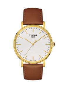 Tissot T-Classic Everytime Silver Dial Men's Watch