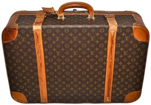 Added to Shopping Bag. Louis Vuitton Guaranteed Lv Monogram Monogram Made  In France Suitcase Luggage Trunk Garment ... 0c80871cef5b8