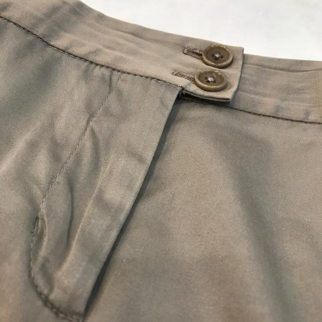 BCBGMAXAZRIA Trousers Work Taupe Cream Brown Pants Image 4