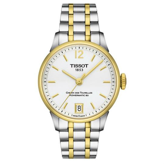 Preload https://img-static.tradesy.com/item/21912429/tissot-t-classic-chemin-des-tourelles-white-dial-two-tone-stainless-watch-0-0-540-540.jpg
