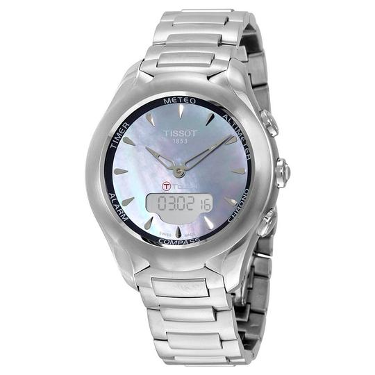 Preload https://img-static.tradesy.com/item/21912433/tissot-t-touch-solar-lady-mother-of-pearl-dial-stainless-steel-ladies-watch-0-0-540-540.jpg