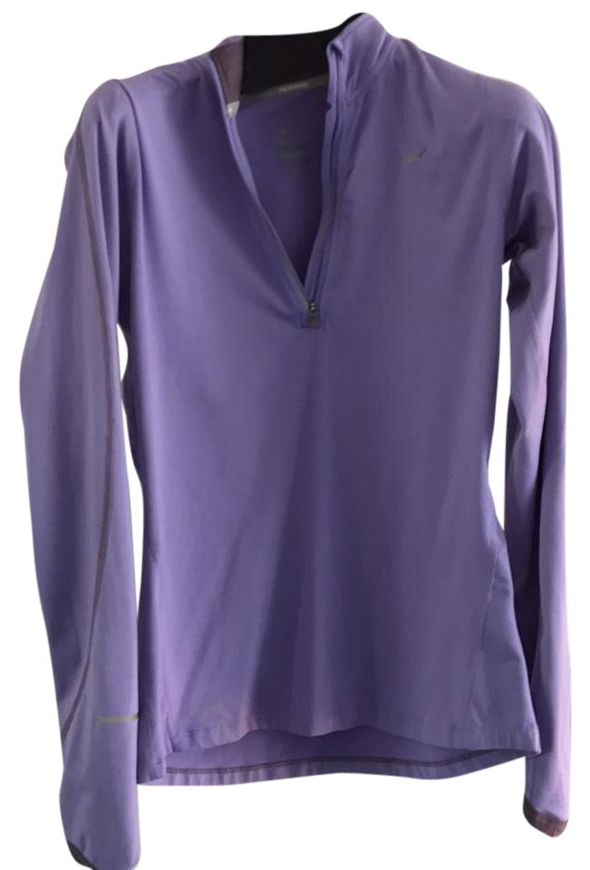 cute cheap classic new appearance Purple Dri-fit Activewear Top