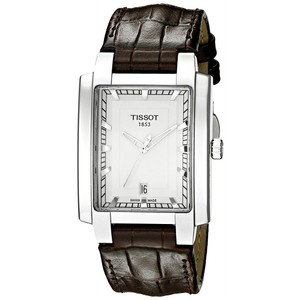 Tissot T-Trend TXL Silver Dial Men's Watch