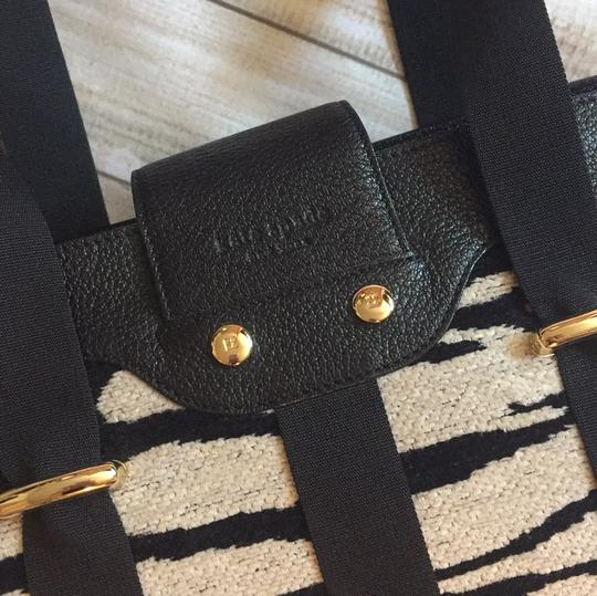 Kate Spade Satchel in Black White