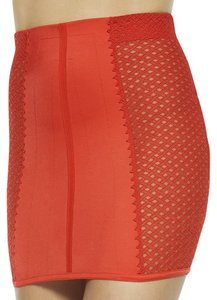 La Perla Mini Skirt Red