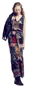 Black, Blue, Red, White, Pink, Tan Maxi Dress by Anthropologie - item med img