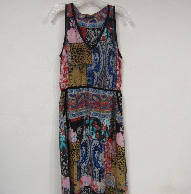 Black, Blue, Red, White, Pink, Tan Maxi Dress by Anthropologie