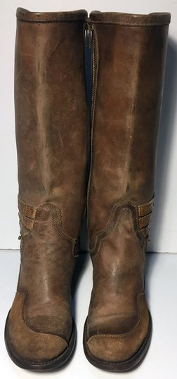 FREEBIRD by Steven Draft 8 Size 8 Women Size 8 Brown Boots Image 1