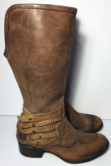 FREEBIRD by Steven Draft 8 Size 8 Women Size 8 Brown Boots Image 3
