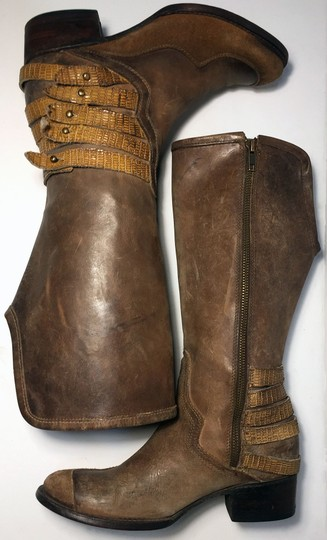 FREEBIRD by Steven Draft 8 Size 8 Women Size 8 Brown Boots Image 4