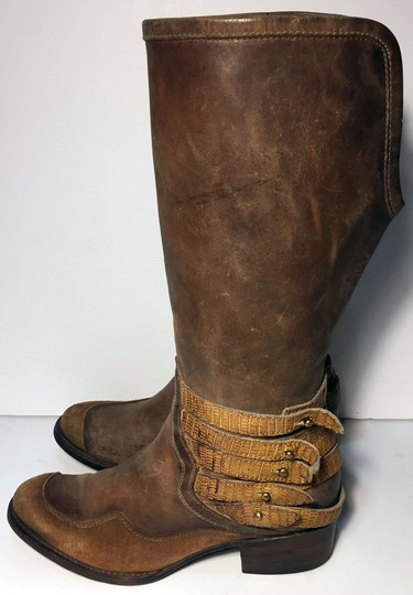 FREEBIRD by Steven Draft 8 Size 8 Women Size 8 Brown Boots Image 5