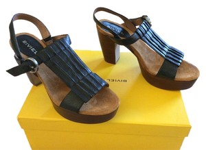 Biviel Bohemian Black Sandals