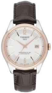 Tissot T-Classic Ballade Silver Dial Automatic Men's Watch