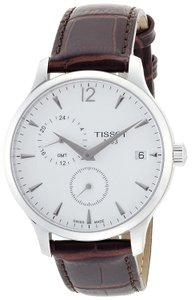 Tissot Tradition GMT White Dial Men's Watch